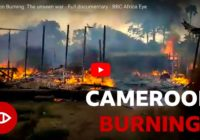 Cameroon burning