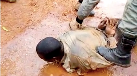 Systematic torture in an army basement in Yaoundé, Cameroon