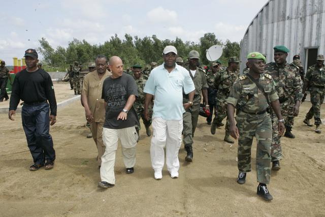 Israeli mercenaries in Cameroon