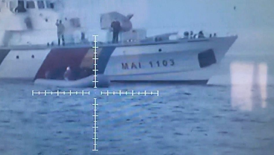 Frontex complicit in illegal pushback of migrants
